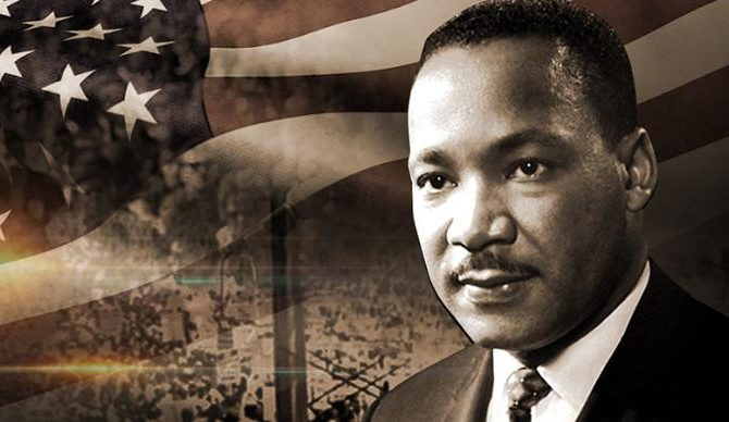 Power Parenting:  MLK Day – A Day On