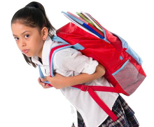 "Power Parenting:  What's in Your Child's ""Backpack""?"